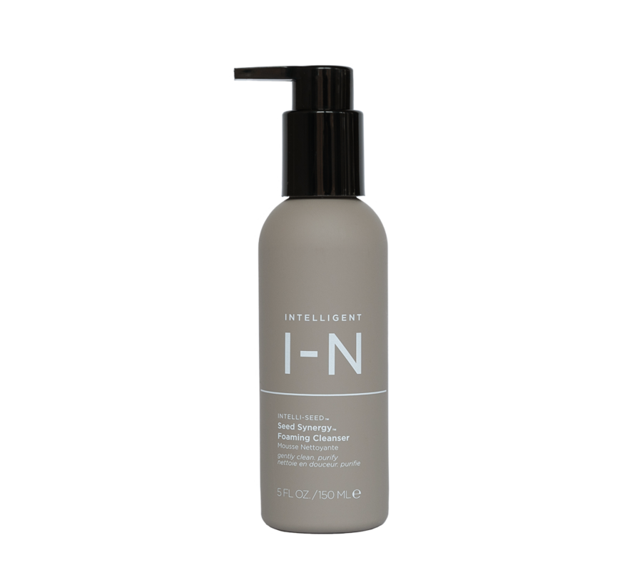 Intelligent Nutrients Seed Synergy™ Foaming Cleanser