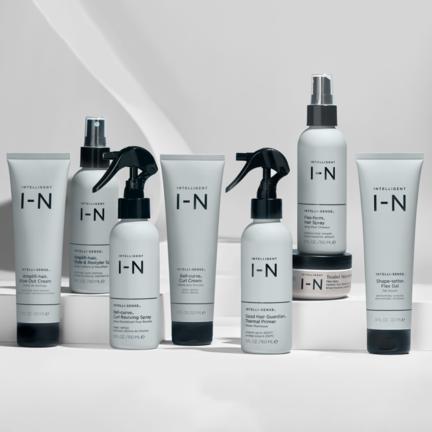 I-N Haircare Treatments
