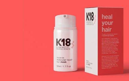 K18 Leave-in hair mask