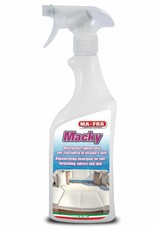 Ma Fra Macky schoonmaakmiddel voor skai en stof