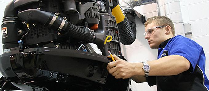 buitenboordmotor onderhoud