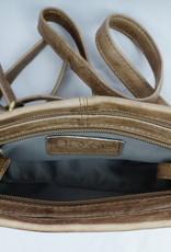 Bizzoo Bizzoo cross-over bag small taupe
