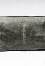 Bizzoo Bizzoo bag small with front pocket grey /  black