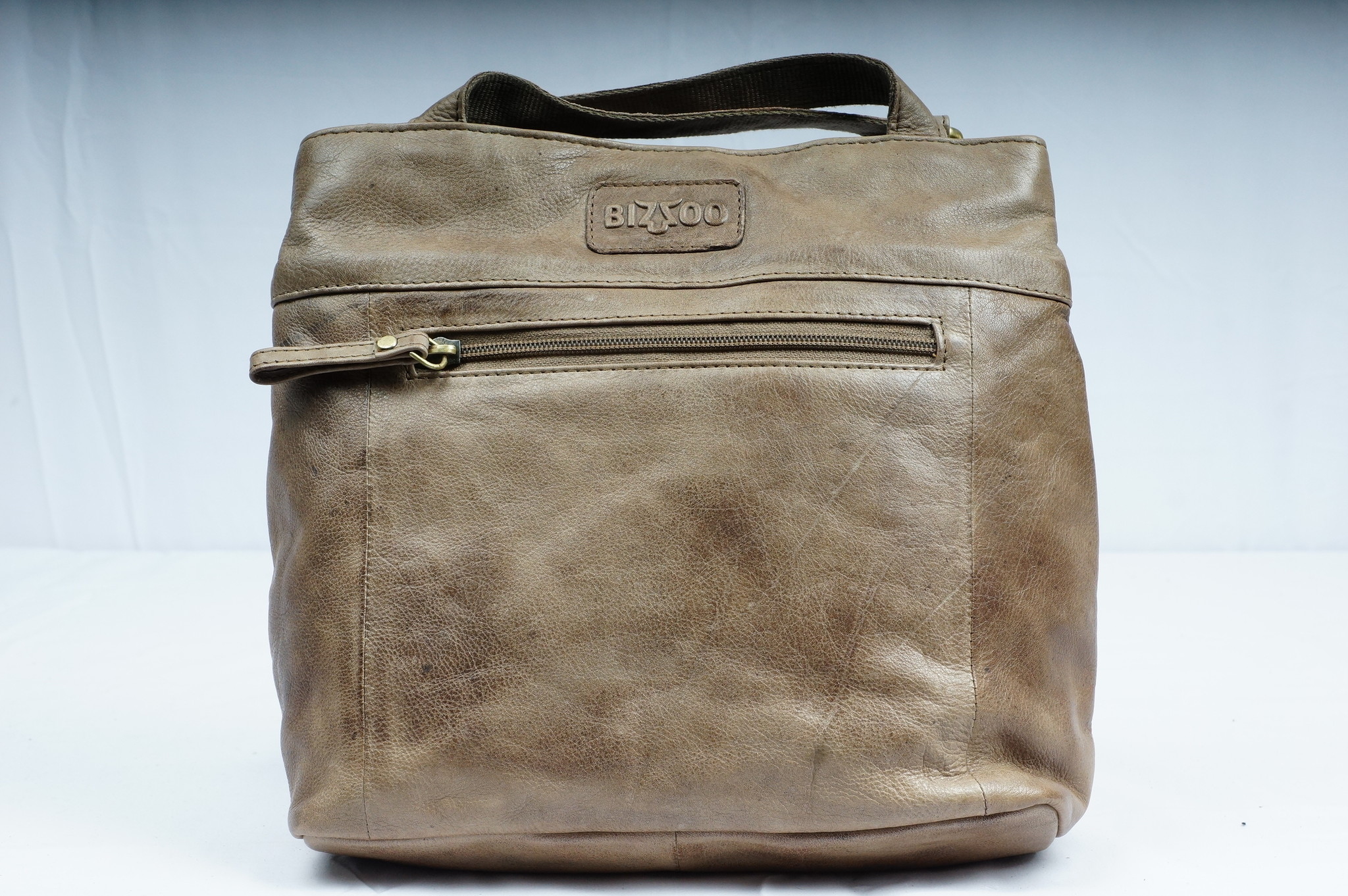 Bizzoo Bizzoo backpack and shopper taupe