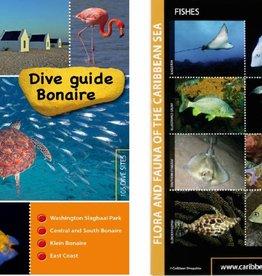Pakket Duikgids Bonaire (Engels)