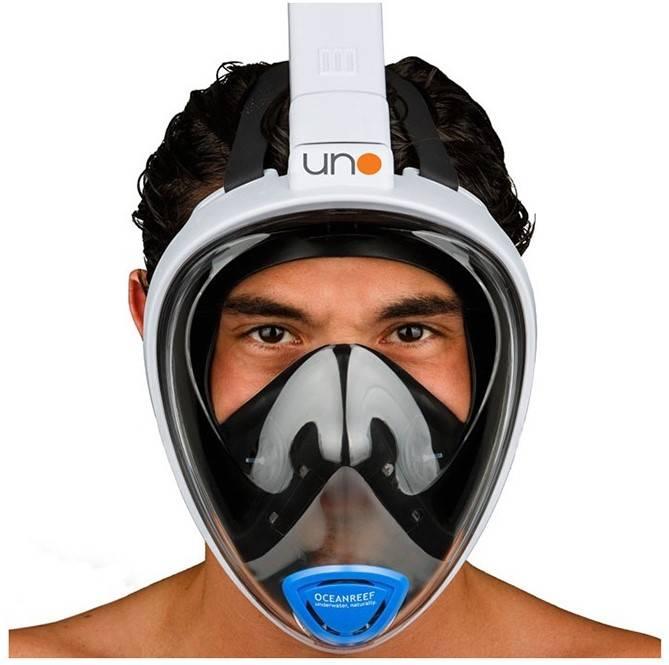 Nieuw! De snorkelmaskers van Ocean Reef!