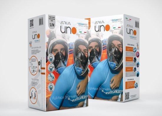 snorkelmasker Ocean reef Uno