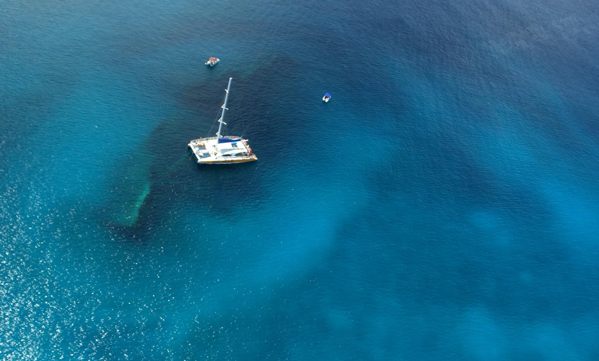 Snorkelen Aruba Wrak Antilla, Marloes Otten