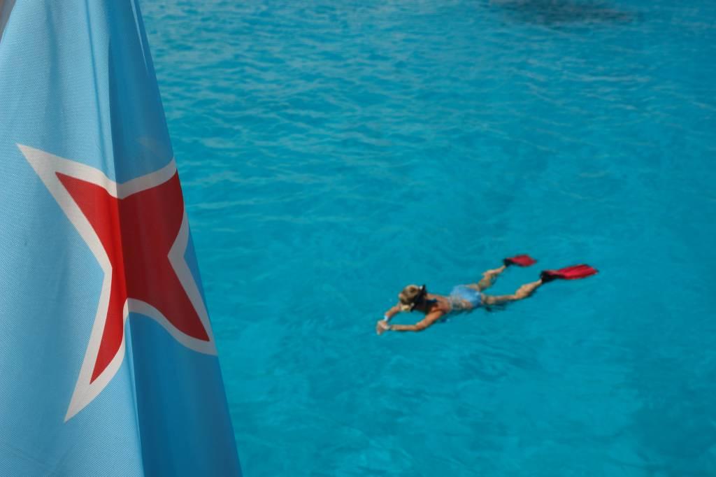 De mooiste snorkelplaatsen van Aruba