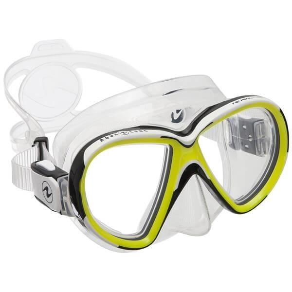 Hoe pas je een duikbril?