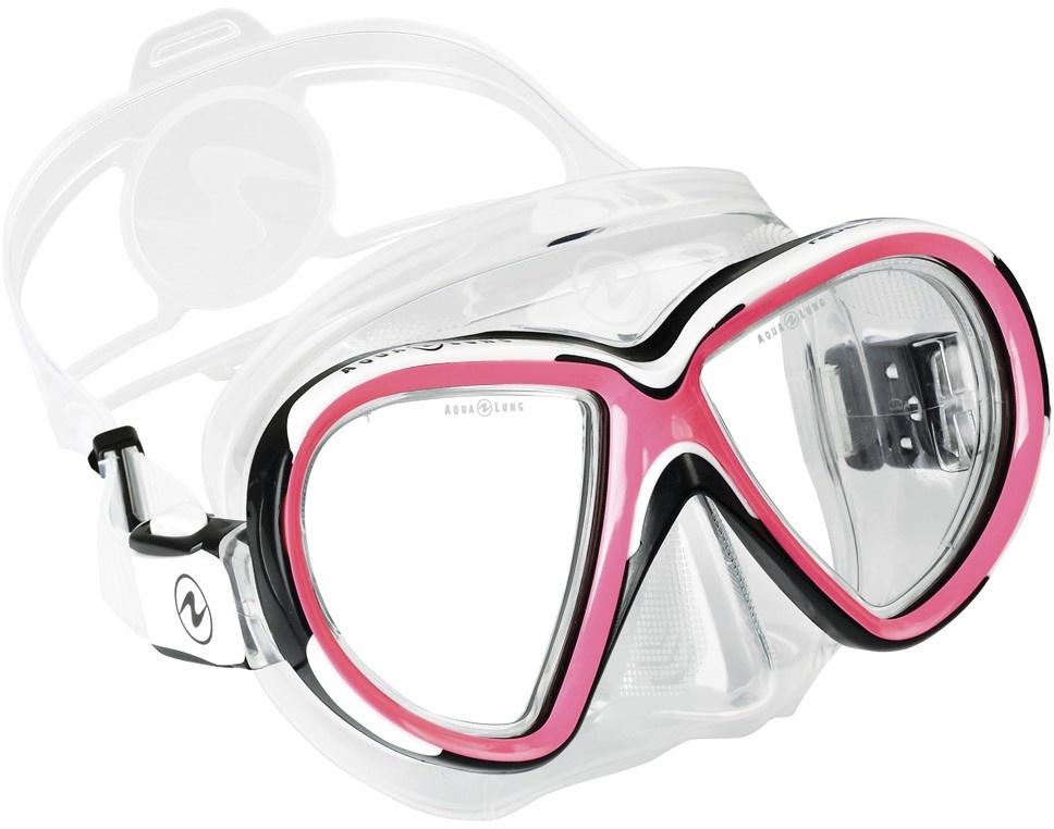 Aqualung Snorkelset Aqualung Reveal X2 roze