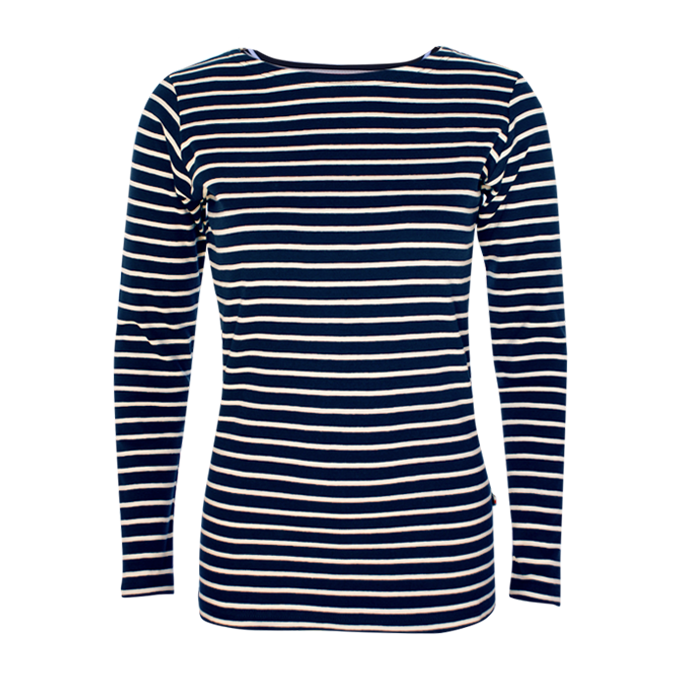 BretonStripe BretonStripe dames shirt boothals