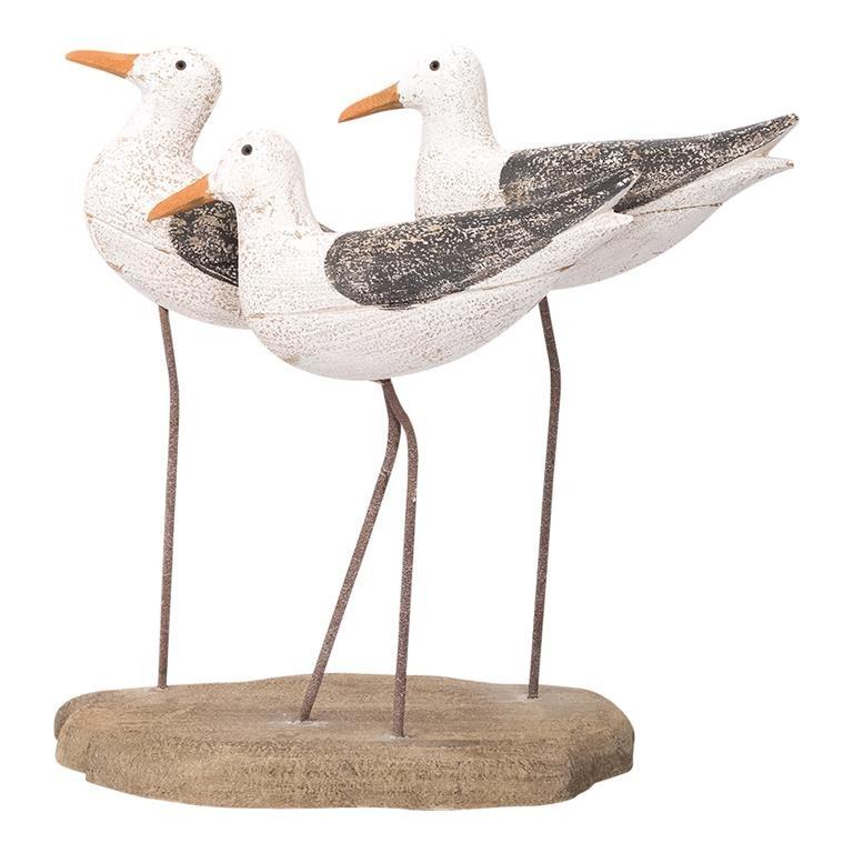 Batela Drie vogels op voet