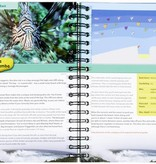 Pakket Duikgids Bonaire + Determinatiekaart (Engelse editie)
