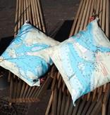 Kaartkussen Grevelingenmeer Bruinisse