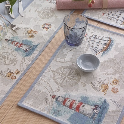 Placemat gobelin Discovery
