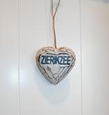 Houten hart Zierikzee
