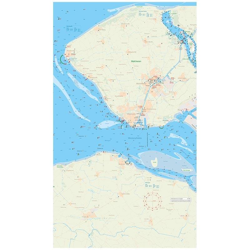 Dekbedhoes Zeeland - Zuid