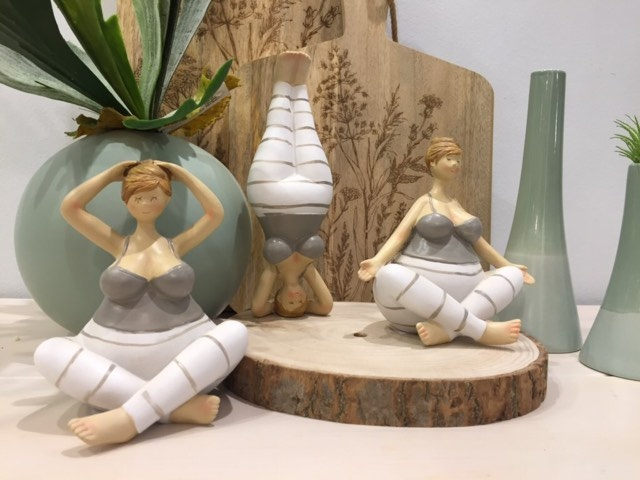 Yoga dames