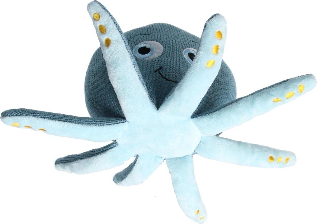 Knuffel octopus