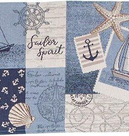 Placemat gobelin Sailor Patch