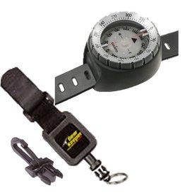 Suunto Retractor tbv. SK8 kompas