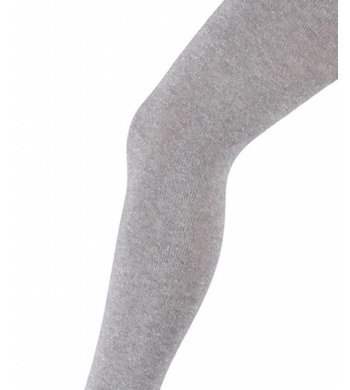 Rumbl! maillot met zilverdraadje light grey melange