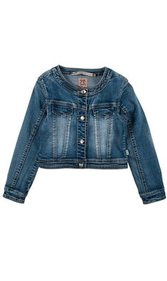 Rumbl Royal jeansjasje blue denim