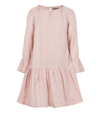 Creamie Dress Structure Rose Smoke