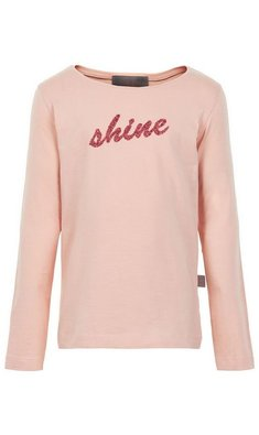 Creamie T-shirt Shine LS Rose Smoke