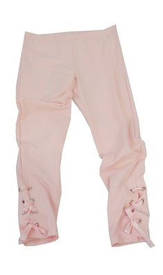 Kate Mack/Biscotti Legging first positions pink