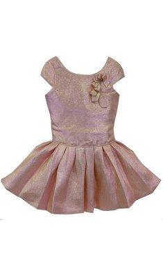Kate Mack/Biscotti Dress Royal princess pink