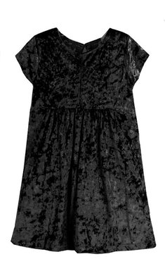 Knot so bad dress black