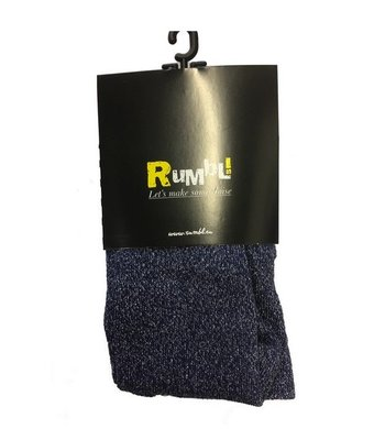 Rumbl! maillot tights blue/silver