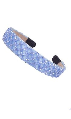 Party Headband light blue
