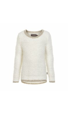 Creamie Pullover Fluffy Cloud offwhite
