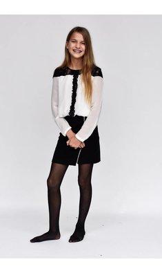 Lavalava Skirt Maya Black