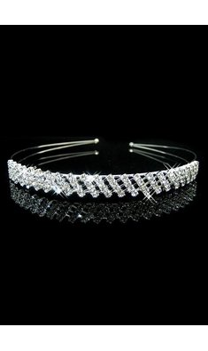 Party diadeem strass