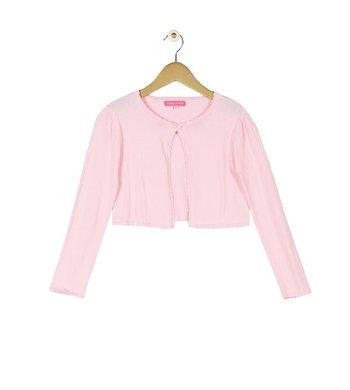 Derhy Kids luce cardigan pink