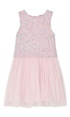 Derhy Kids Isa dress 3 in 1 pink