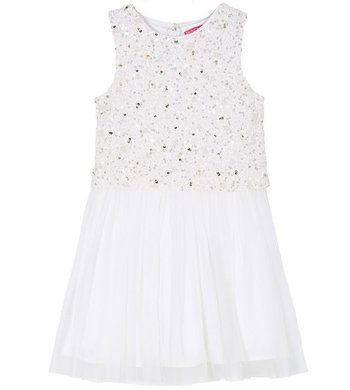 Derhy Kids Isa dress 3 in 1 white
