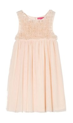 Derhy Kids Idaline dress flowers rose