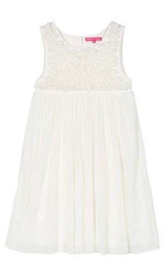 Derhy Kids Idaline dress flowers white bestseller