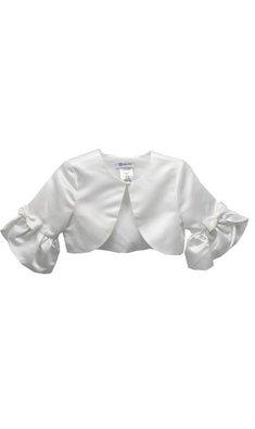 Bonnie Jean jacket white