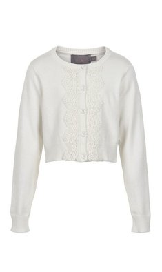 Creamie Cardigan Lace Cloud