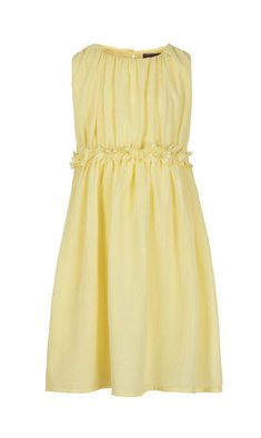 Creamie Dress Chiffon French Vanilla