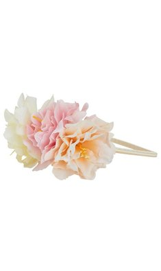 Creamie Hairband Flower french Vanilla