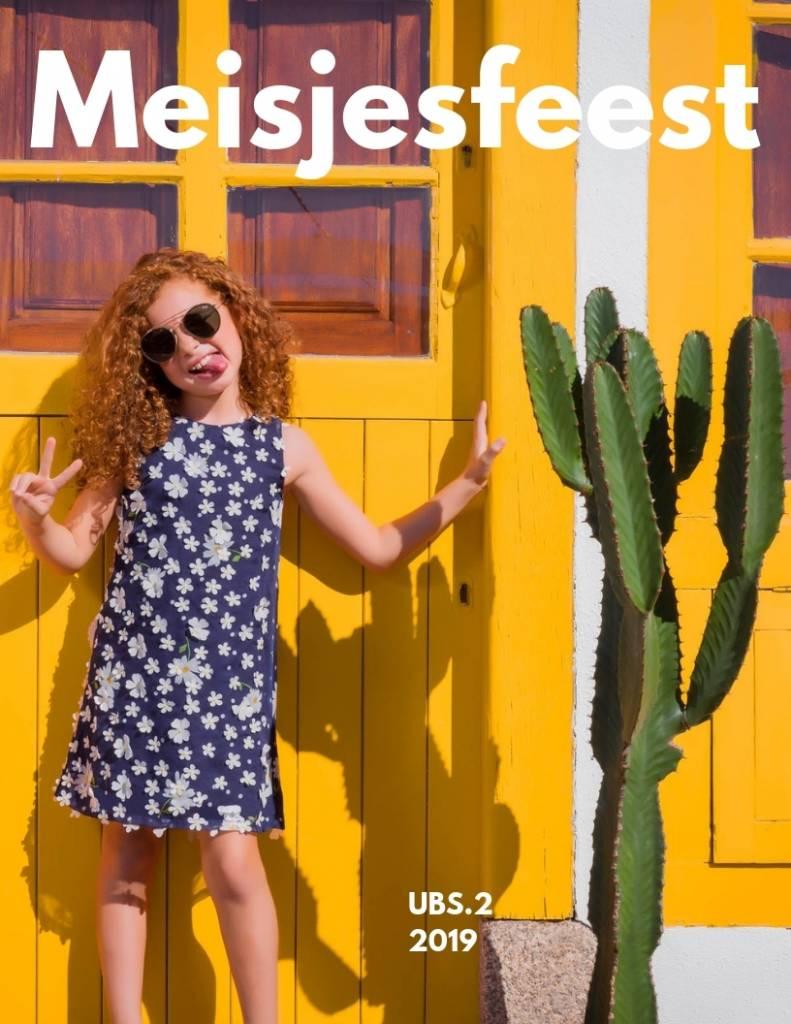 Neu bei Meisjesfeest: UBS.2 Mädchenbekleidung!