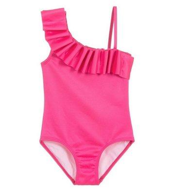 Kate Mack/Biscotti swimsuit one shouder pink