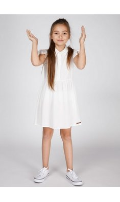 Moscow dress off white (bestseller)